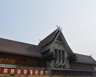 マレーシア 国立博物館 (2)