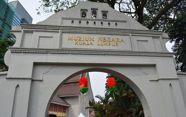マレーシア 国立博物館 (1)