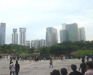 KLCC Park (4)